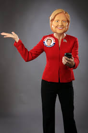 hillary clinton wears blackface at costume party potus on sale