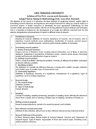 steps to writing a good research paper research methodology utu syllabus hypothesis sampling statistics