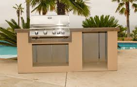 kitchen island kit outdoor kitchen and bbq island kit photo gallery oxbox pertaining