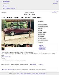 truck volvo for sale by owner what would you say to 3 500 for a long slumbering 1970 volvo 164