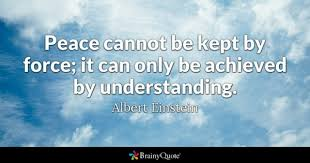 peace quotes brainyquote