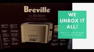 sur la table toaster breville bit more toaster best more 2017