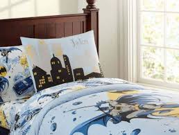 batman superhero bedroom ideas with wall decals and border and