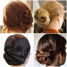 how to create a fishtail bun stylenoted