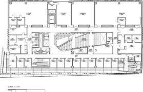 Building Floor Plan Harvard Design Magazine Get Fit Morphosis U0027s New Academic