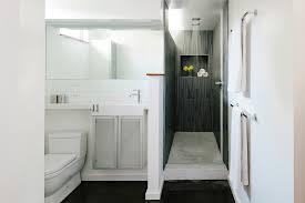 Concrete Floor Bathroom - mosaic tile shower floor bathroom modern with concrete danish