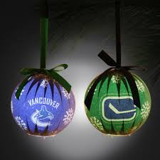vancouver canucks ornaments buy canucks ornaments at