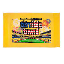 steelers thanksgiving amazon com nfl pittsburgh steelers 4th of july terrible towel