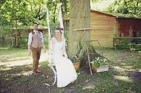 wedding dress garden party alexandra and rustic garden party wedding complete with