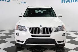2013 bmw suv 2013 used bmw x3 xdrive28i at haims motors serving fort lauderdale