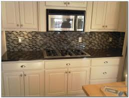 kitchen tile backsplash ideas with cherry cabinets kitchen