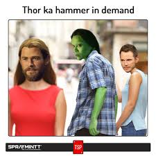 thor is the guy she told you not to the screen patti facebook
