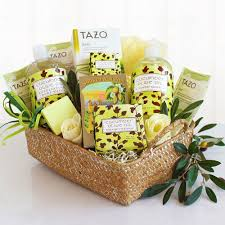 olive gift basket cucumber and olive spa gift basket california delicious