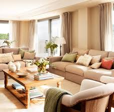 warm home interiors beige warm home in spain pufik beautiful interiors