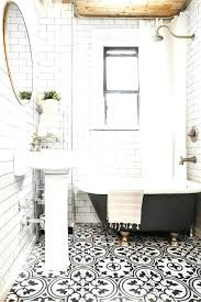 Bathroom Tile Design Software Fabulous Bathroom Tile Patterns Black White K And White Bathroom