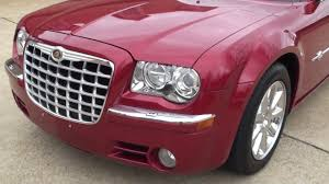 hd video 2006 chrysler 300c heritage limited inferno red metallic