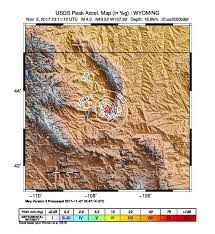 map of thermopolis wyoming m 4 0 68km ese of thermopolis wyoming