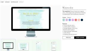 wedding web grey review