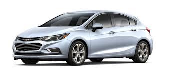2017 chevy cruze hatchback exterior u0026 interior color options