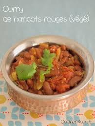 cuisiner les haricots rouges secs curry de haricots rouges rajmah la cocinera loca