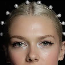 pearl headband cosmic pearl headband of leisure millinery