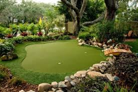 scoring a backyard putting green for your lancaster pa home