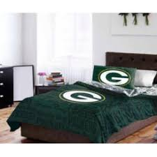Green Bay Packers Bedding Set Sports Coverage Green Bay Packers Sheet Set