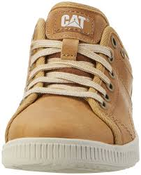 womens caterpillar boots sale caterpillar s hint low top sneakers brown womens s