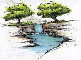 cartera de mozkii expresion pinterest sketches landscaping