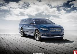 lincoln navigator back future cars lincoln u0027s 2018 navigator of continental proportions
