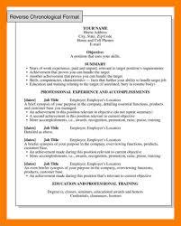 types resume 12 types of curriculum vitae format xavierax