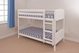 White Wooden Bunk Bed White Wooden Bunk Beds Ladder Stylish For Amazing Household Cheap