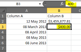 excel vba capture data from a cell and paste the value into