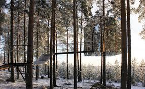 tree hotel sweden tree hotel harads sweden jetsetter