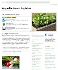 best vegetable gardening websites high five sites