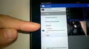onedrive app for android onedrive app for android