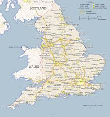 map uk map uk villages major tourist attractions maps