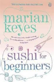 sushi for beginners book marian keyes books online qbd books australia s premier