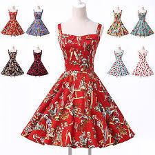 pinup dress collection on ebay