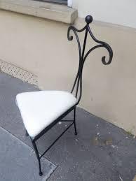 valet de chambre en fer forgé valet de chambre fer forgé la chaise valet de nuit