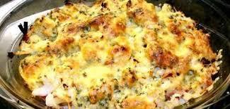 recette de cuisine simple et rapide gratin de courgettes facile et rapide à cuisiner