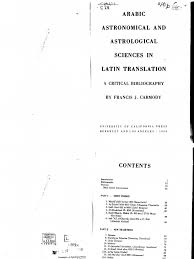 carmody 1956 aaas translations ptolemy