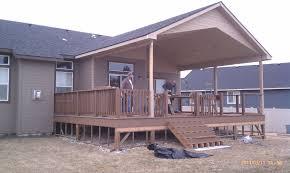 covered decks plans modern 4 tags deck design online backyard