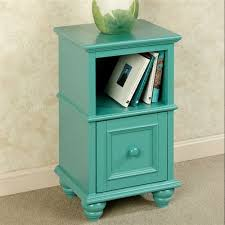 teal accent table mckale turquoise accent table with storage teal accent table