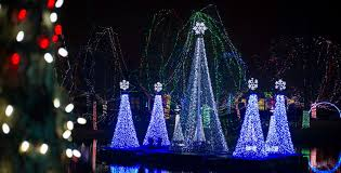 columbus zoo christmas lights 10 best places to see christmas lights in ohio
