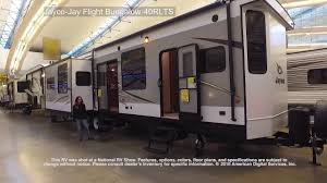 Jayco Jay Flight Floor Plans by Jayco Jay Flight Bungalow 40rlts Youtube