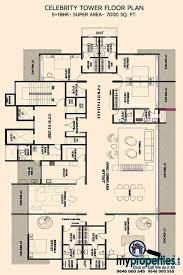 3 bhk 4 bhk u0026 5 bhk super luxury flats in gold mark at old kalka