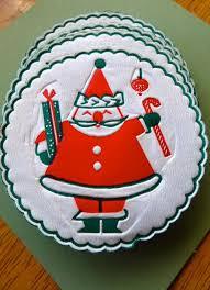 Retro Paper Christmas Decorations - 613 best christmas vintage part 3 images on pinterest vintage