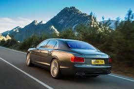 bentley flying spur custom 2014 bentley continental flying spur revealed