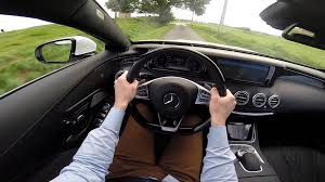 mercedes s class coupe 456bhp 4matic 2014 test drive gopro